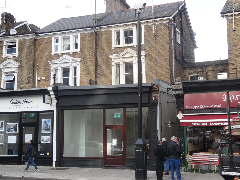 Upper Richmond Road, Putney, London